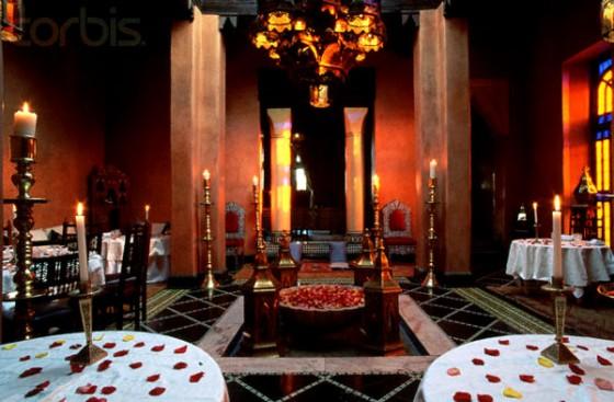 restaurants marocains à Marrakech Dar Yacout