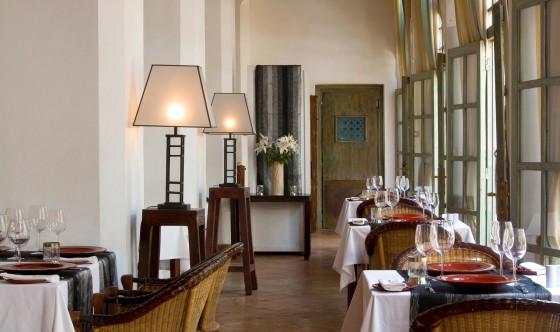 restaurants marocains à Marrakech Les Jardins de la Médina