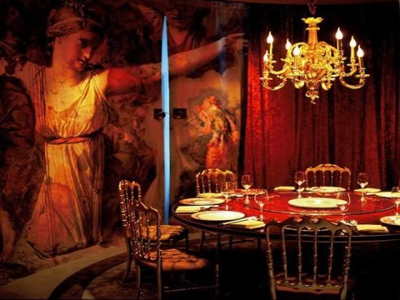 restaurants signés Philippe Stark LAN