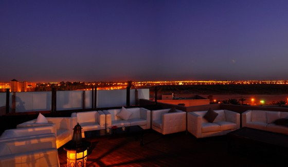 sky bar marrakech Hivernage