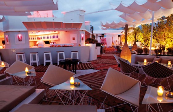 sky bar marrakech bab hotel