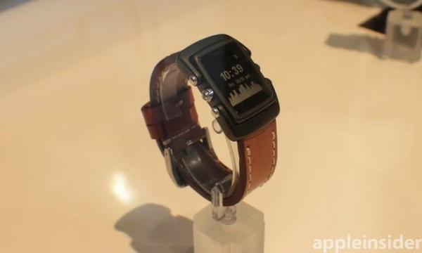 Un design de luxe pour la smartwatch de META.