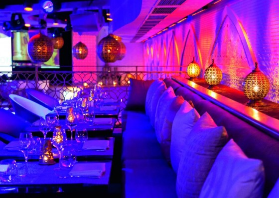 So Lounge Sofitel Marrakech