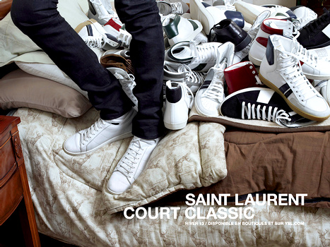 stan smith saint laurent
