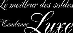 tendance soldes luxe