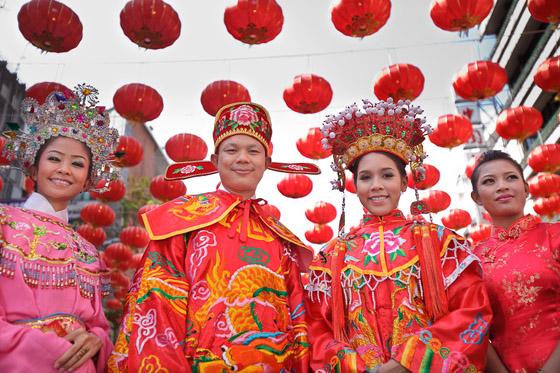 Thailande Nouvel An Chinois - ViaPrestige LifeStyle