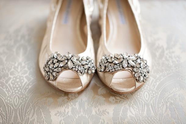 Chaussures de Mariée Vera Wang