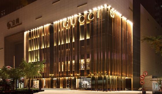 vacances de luxe shanghai Gucci
