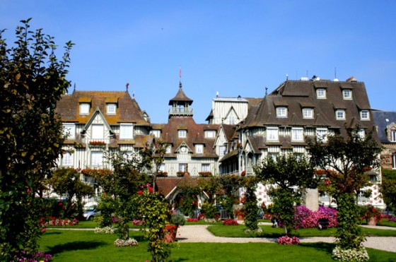 week end en Normandie , hotel normandy