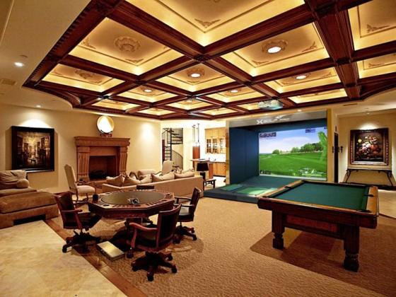 x golf simulator