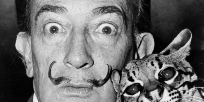 l'expo Dali à Pompidou sur viaprestige