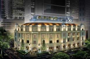 Karl Lagerfeld Sofitel So Singapor
