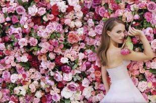 Nathalie Portman Dior