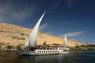 Dahabeya croisière de luxe en Egypte
