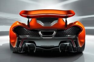 McLaren P1 Hybride