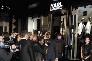 boutique karl lagerfeld