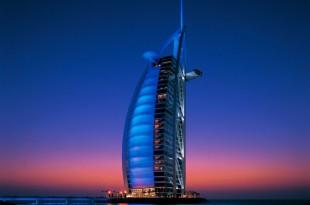 Dubaï Hôtel Burj Al Arab