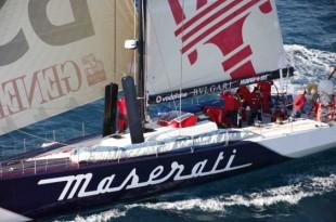 yacht maserati