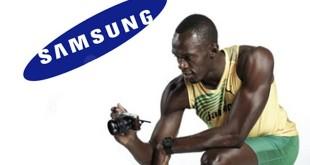 Samsung Usain Bolt