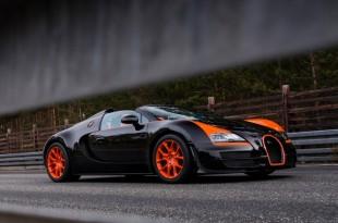 Bugatti Veyron Grand Sport Cabriolet