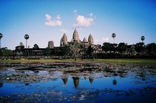 tour du monde angkor