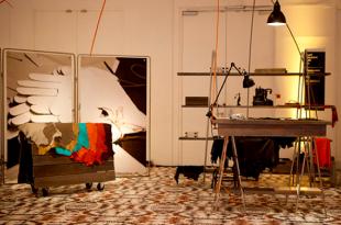 Un lieu où les artisants d'Hermès présenteront leur création
