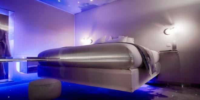Hotel design paris notre s lection des 7 plus beaux de for Hotel design 1h de paris