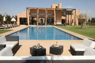 Immobilier de luxe à Marrakech
