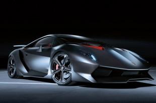 20 voitures les plus chères du monde en 2013 Lamborghini Sesto Elemento