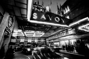 hôtels de luxe à Londres Savoy