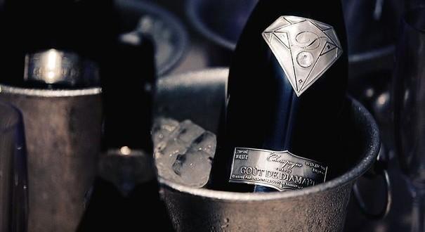 prix du champagne le goût du diamand