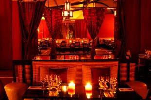 restaurants marocains à Marrakech le Comptoir Darna