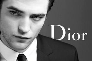 Robert Pattinson devient la nouvelle égérie de Dior.