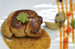 Ludovic Turac et son foie gras