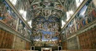 La Chapelle Sixtine, l'oeuvre de plusieurs vies Une