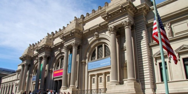 Metropolitan Museum Of Art New York Viaprestige