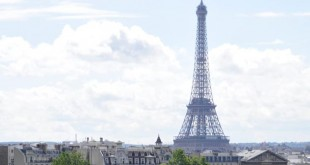 Paris en aout