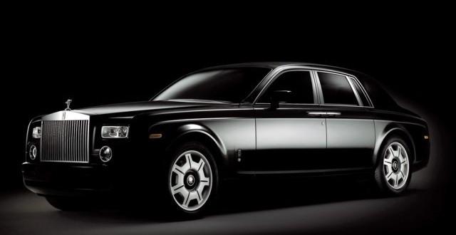 Limousine Rolls Royce