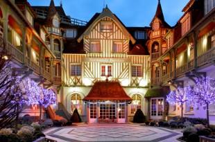 Hôtel Normandy Barrière Deauville 1