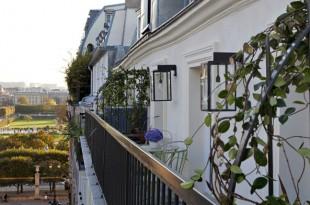 hotel le pradey Paris