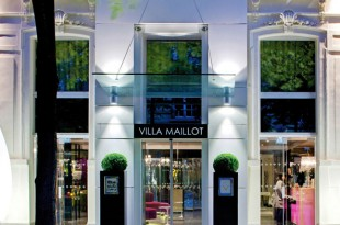 La Villa Maillot & Spa Paris