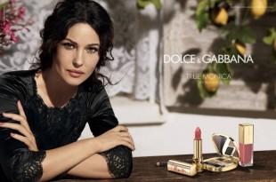 Monica-Bellucci-Dolce-Gabbana Maquillage