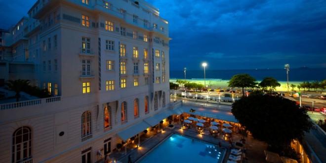 Hotels de luxe à Rio De Janeiro