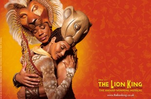 le Roi Lion à Londres