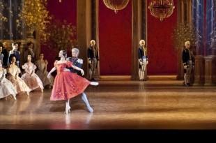 Un ballet de John Cranko