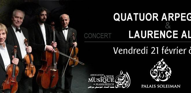 concert à Marrakech