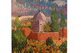 Exposition à Marrakech
