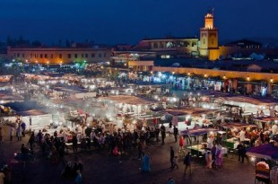 Que faire ce week-end à Marrakech