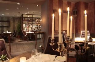 Le restaurant La Pescheria à Nice