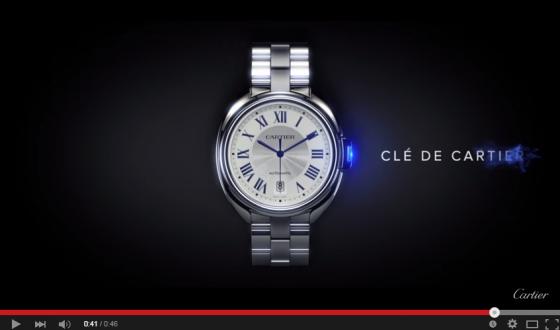 Clé de Cartier YouTube